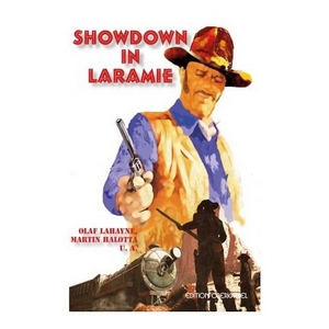 943121797 Showdown in Laramie